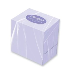 Cubed 70 Fill Facial Tissues