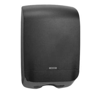 Katrin Inclusive Hand Towel M Dispenser - Black 92063