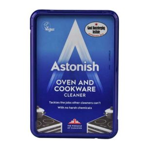 Astonish oven and cookware cleaner paste