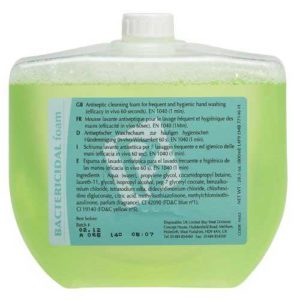 Bay West Anti Bactericidal Foam Soap 800ml 8pk