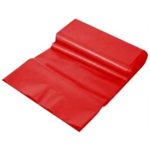 Red Bin Bag Standard Size