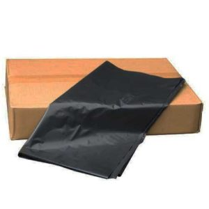 Black Compactor Sack Heavy Duty 100's