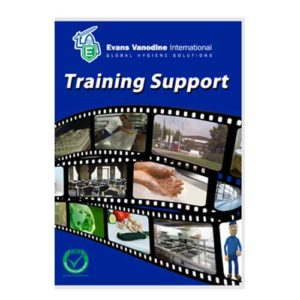 Evans Vanodine Training Support DVD