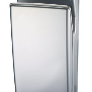 Hand Dryer Biodrier Business White Silver