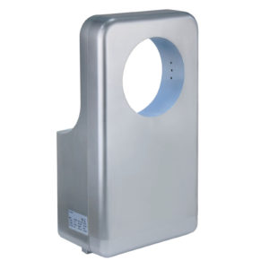 Hand Dryer Blue Dry Blade Runner Silver