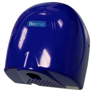 Hand Dryer Biodrier Biobot Childrens Aluminium Blue