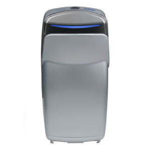 Hand Dryer Biodrier Executive White Silver Blue