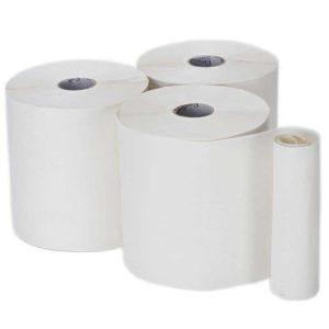 North Shore Roll Towels Softeco 1ply White 190m
