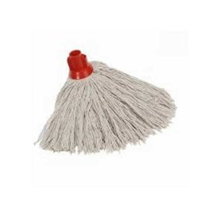 Red Cotton Mop Head 14py