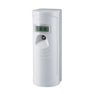 Airsenz White Automatic Air Freshener Dispenser, WR-PXQ488A