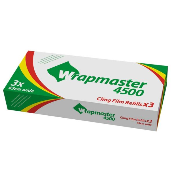 Wrapmaster Catercling 450mm x 300m 3 Roll