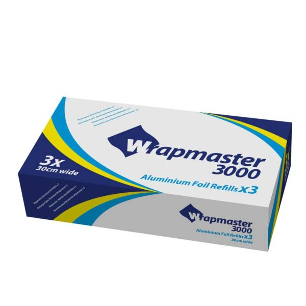 Wrapmaster Caterfoil 75m x 300mm