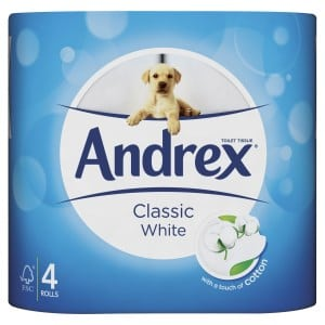 Bulk Buy Andrex Pallet Deal
