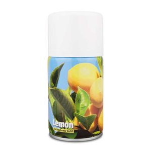 automatic air freshener lemon