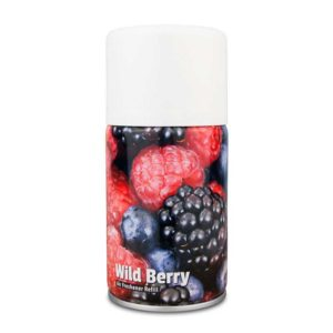 Automatic Air Freshener Dispenser Refills Wild Berry