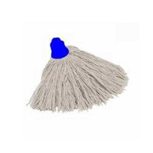 Blue Cotton Mop Head 14py