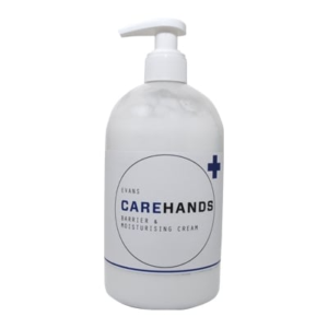 Evans Carehands Barrier & Moisturising Cream 500ml, A045FEV