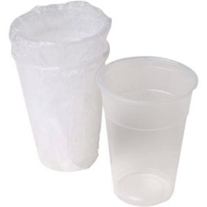 Individually Wrapped Disposable Cups 8oz (250ml)