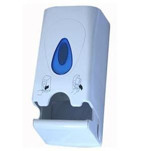 Modular Household Toilet Roll Dispenser Twin
