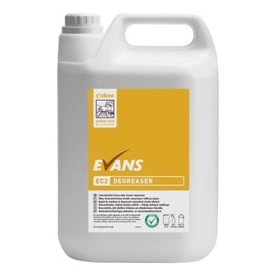 Evans EC2 Concentrated Degreaser 5ltr