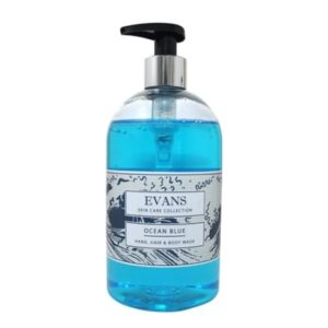 Evans Ocean Blue Hand Wash 500ml, A159FEV