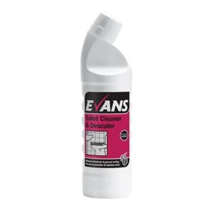 Evans Toilet Cleaner and Descaler 1ltr