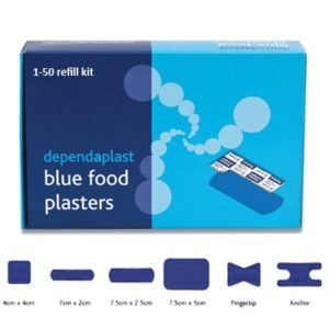 First Aid Kit 1 - 50 Person Food Hygiene