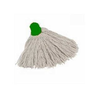 green cotton mop heads 14py