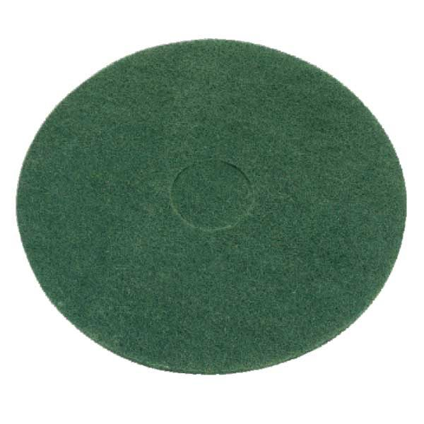 green floor pads 17""