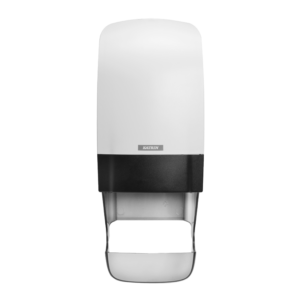 katrin toilet roll dispenser white