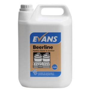 Evans Beerline Cleaner 5ltr