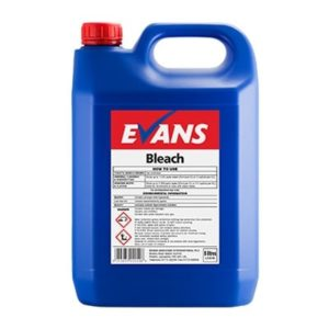 Evans Bleach General Purpose 5ltr