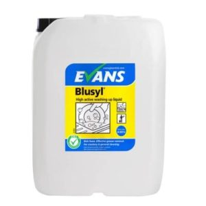 Evans Blusyl Washing Up Liquid 20ltr