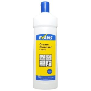 Evans Cream Cleanser 1 x 500ml, C006LEV
