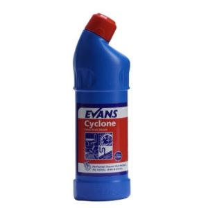 Evans Cyclone Thick Bleach 750ml 12pk