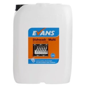 Evans Dishwash Multi 20ltr