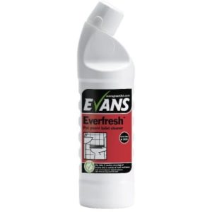 Evans Everfresh Pot Pourri Toilet Cleaner 1ltr, A102AEV