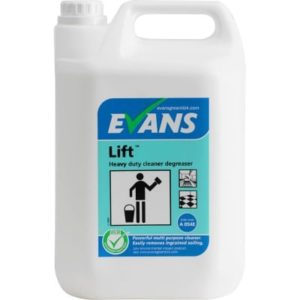 Evans Lift Heavy Duty Degreaser 5ltr