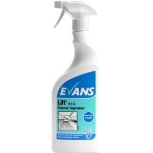 Evans Lift Heavy Duty Degreaser 750ml 6pk