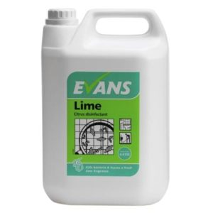 Evans Lime Citrus Disinfectant 5ltr