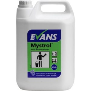 Evans Mystrol All Purpose Cleaner 5ltr