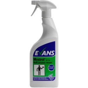 Evans Mystrol All Purpose Cleaner 6 x 750ml