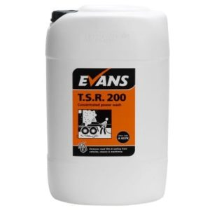 Evans T.S.R. 200 Traffic Soil Remover 25ltr A007KEV