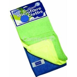 Microfibre Cloths 15pk
