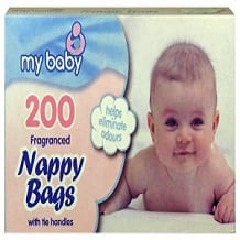 Nappy Bags 200s