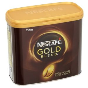 Nescafe Gold Blend Coffee 750g Tin
