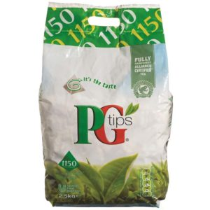PG Tips Tea Bags 1150's