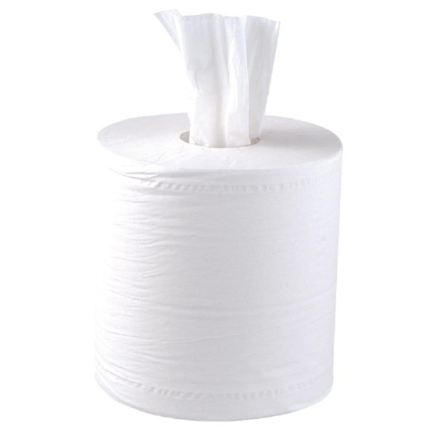 Pure 150m Centrefeed Rolls 2ply White