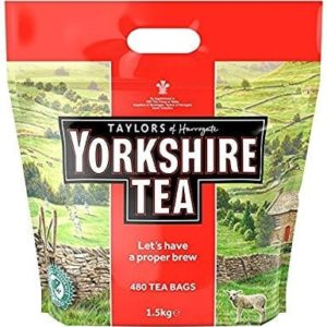 Yorkshire Tea Bags 480s Bag