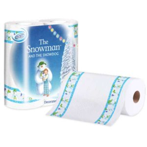Nicky Snowman Kitchen Rolls 20pk